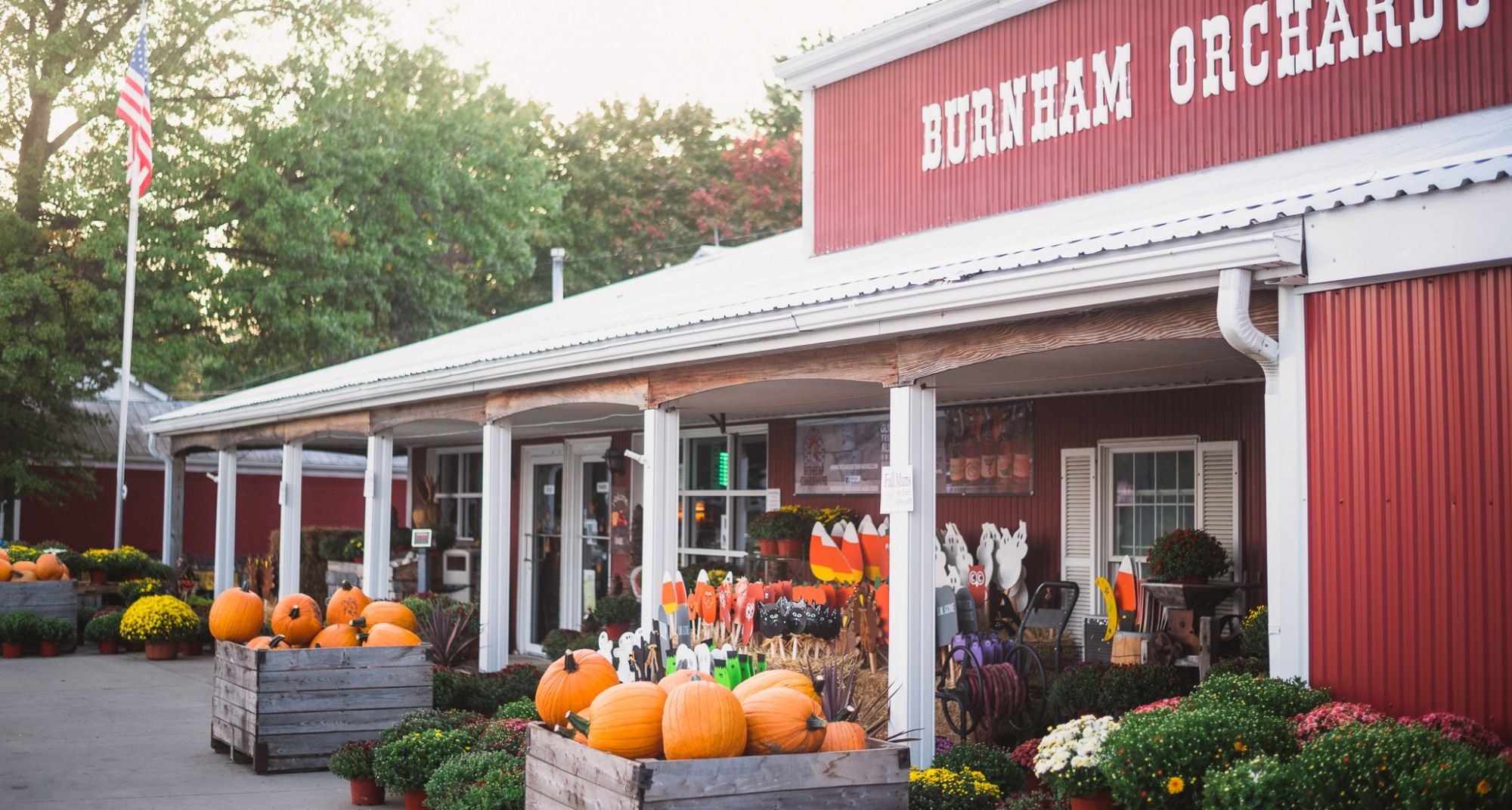 Burnham Orchards & Grandma Bea's Bakery